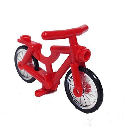 [レゴ]Lego Parts: Bicycle, Complete Assembly 4719c01-Redx1 [並行輸入品]