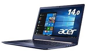 新世代 CPU で 970g の 14型ノート「Acer Swift 5」
