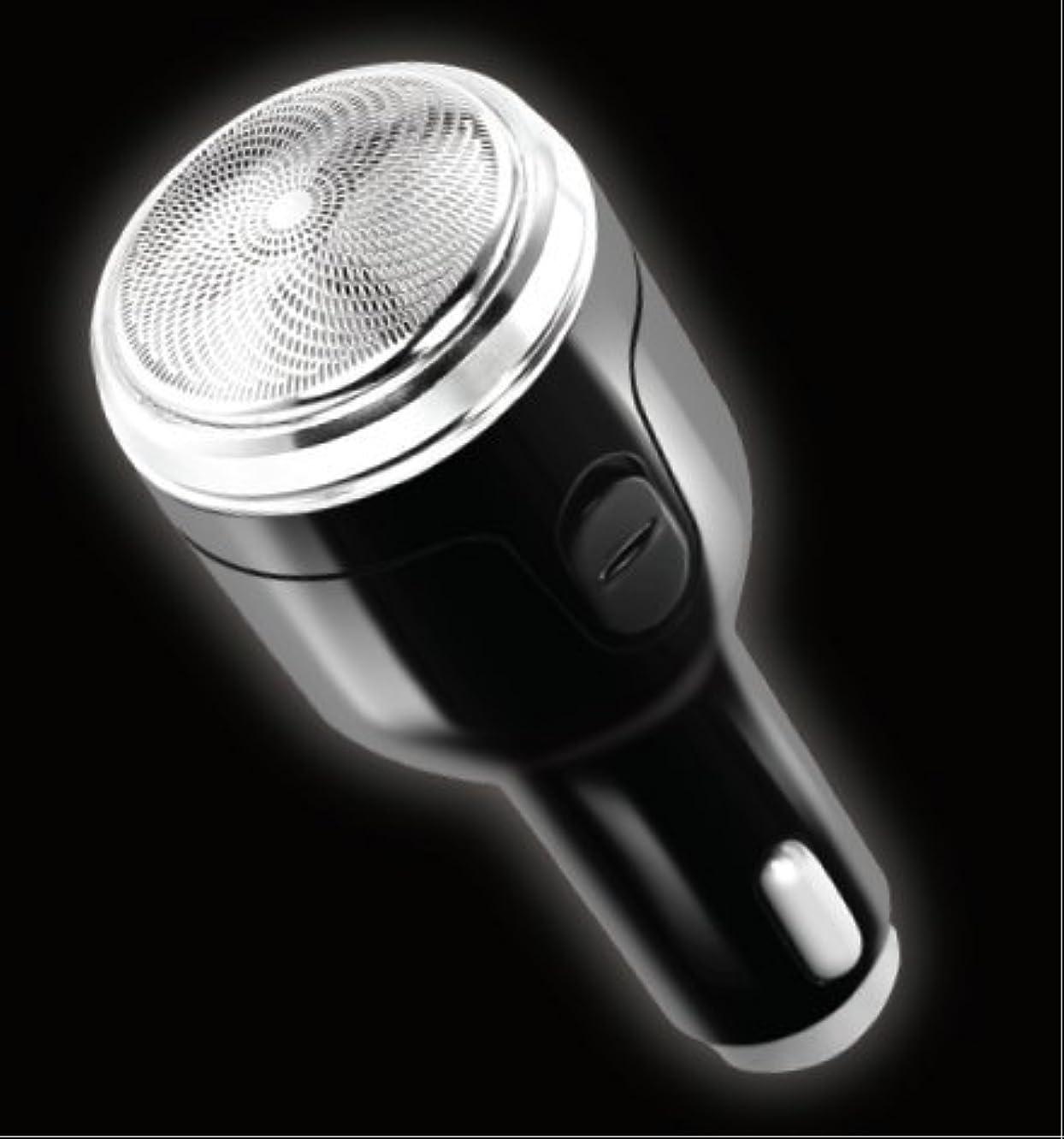 布舌なパンフレット髭剃り 電気シェーバー 車載用 マルチシェーバー ROOMMATE 12V/24V車対応 EB-RM42H