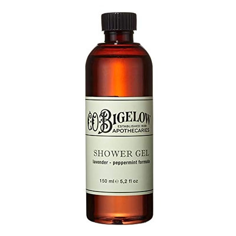 蓄積する領域シンプトン[C.O. Bigelow] C.O.ビゲローラベンダー、ペパーミントシャワージェル150Ml - C.O. Bigelow Lavender and Peppermint Shower Gel 150ml [並行輸入品]