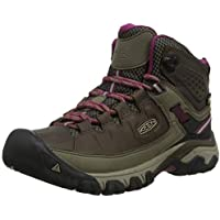 KEEN Shoes Women's Targhee III Mid Boots