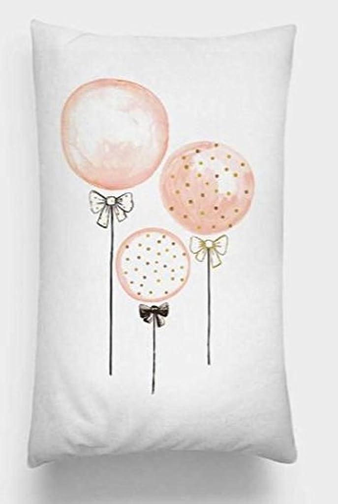 ジョリー意味決めますLIFE 新しいぬいぐるみピンクフラミンゴクッションガチョウの羽風船幾何北欧家の装飾ソファスロー枕用女の子ルーム装飾 クッション 椅子