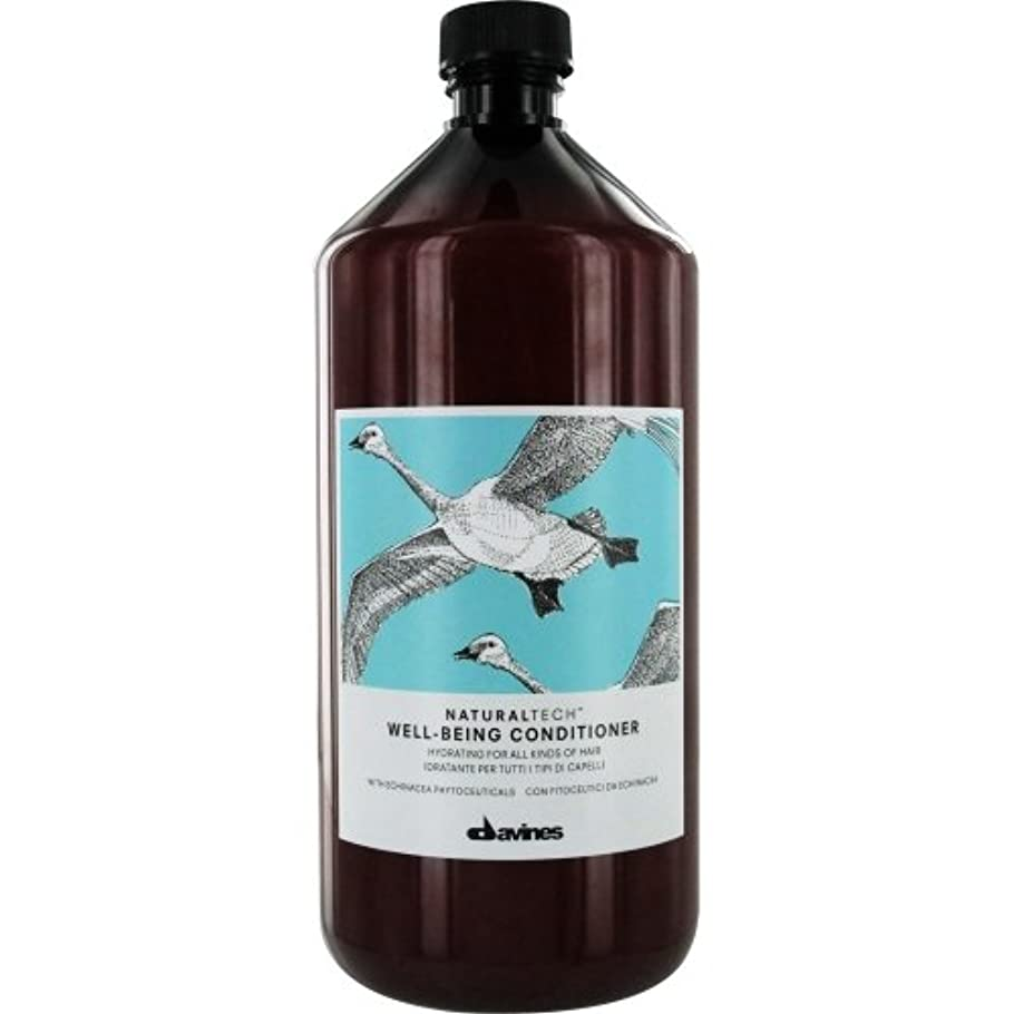 事アコー動作ダヴィネス Natural Tech Well-Being Conditioner 1000ml/33.8oz