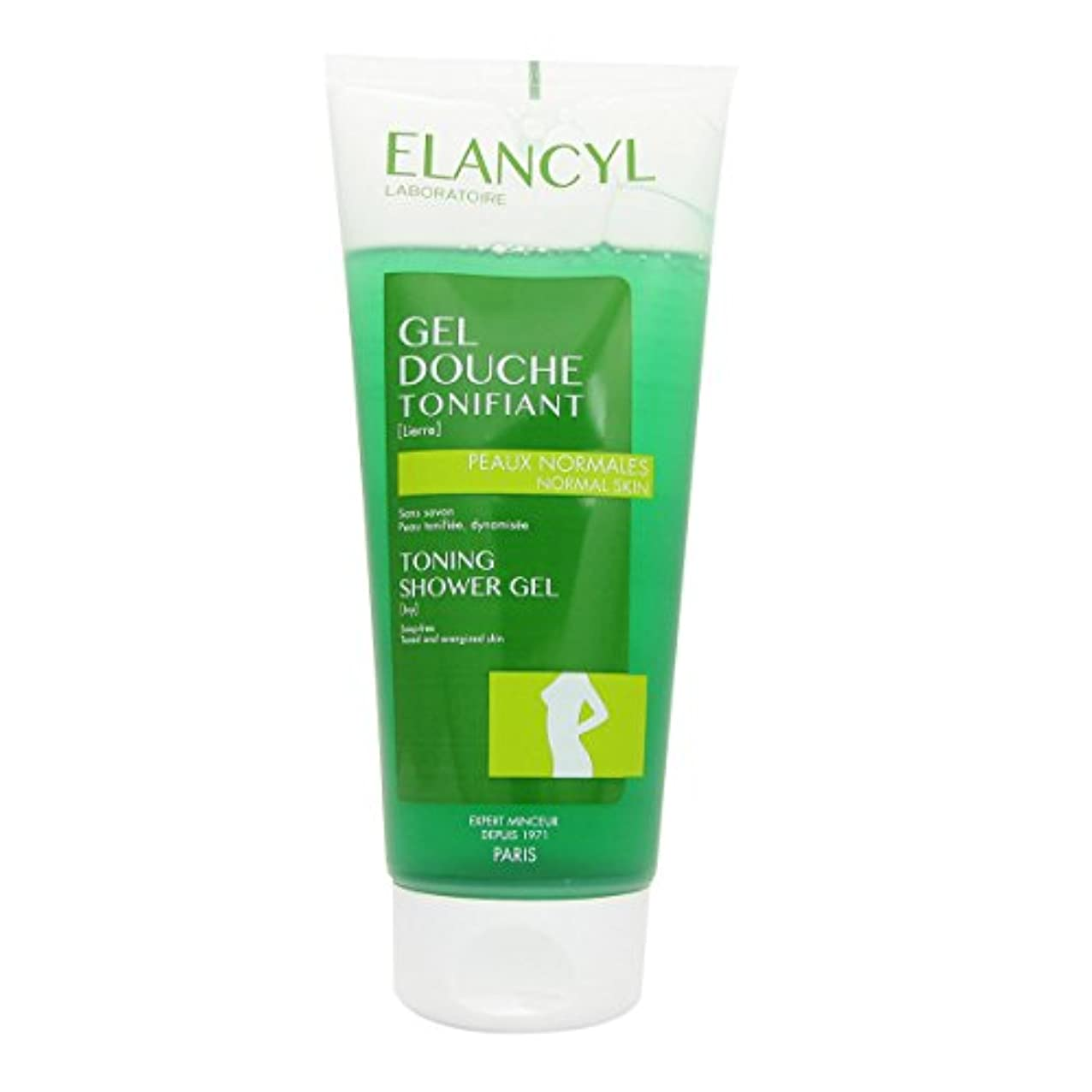 中毒義務グレートバリアリーフ[エランシル]シャワージェルElancyl Shower Gel Douche Tonifiant 200ml (並行輸入) [並行輸入品]