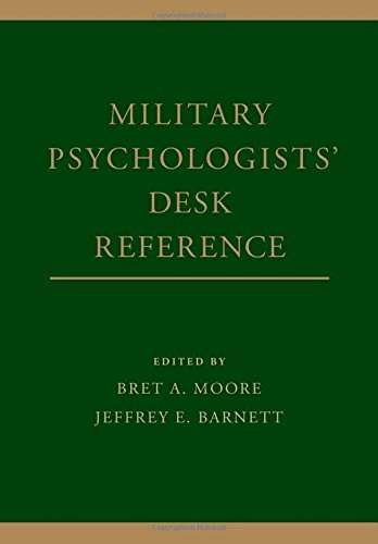 Download Military Psychologists' Desk Reference 0199928266