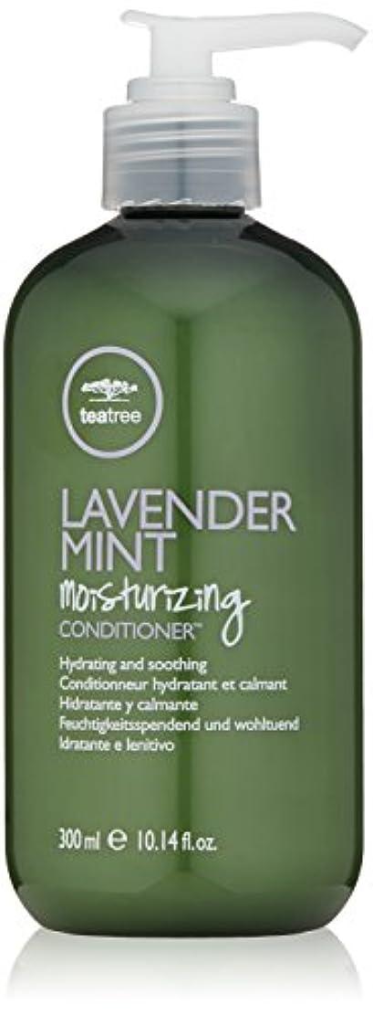 ほのめかすショートカット淡いPaul Mitchell Lavender Mint Moisturising Conditioner - 300ml