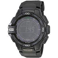 Casio Protrek Triple Sensor Black Prg270-1A Watch
