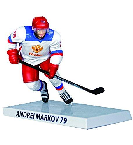 NHL 2016 WCOH/ チーム・ロシア アンドレイ・マルコフ 6インチ フィギュア