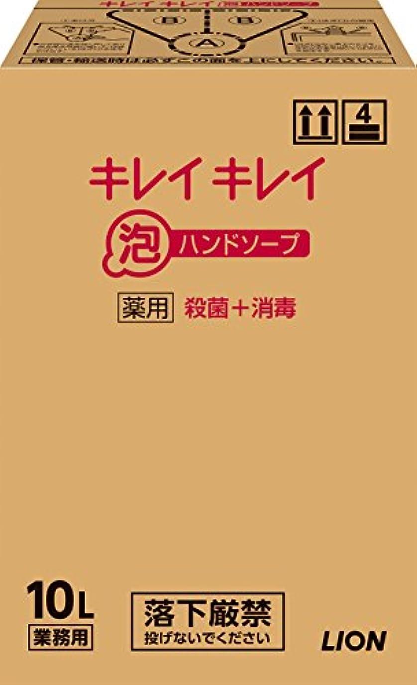 スペシャリスト米ドルサワー【大容量】キレイキレイ 薬用泡ハンドソープ 10L