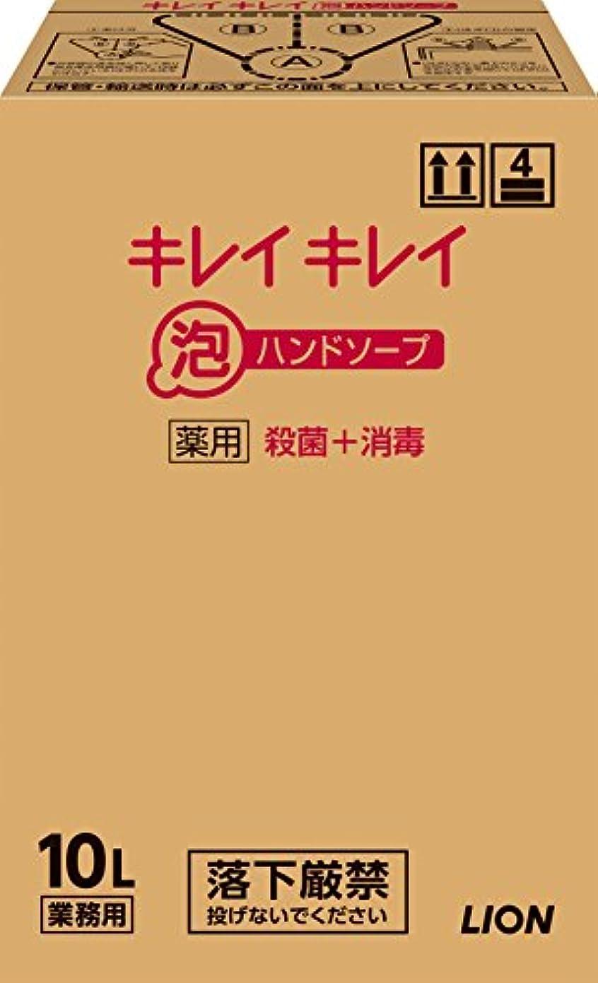 ファーザーファージュ昼間六【大容量】キレイキレイ 薬用泡ハンドソープ 10L