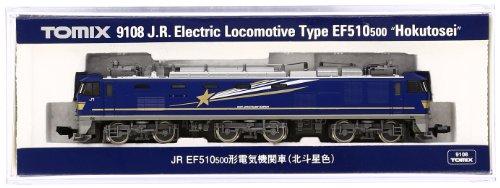 TOMIX Nゲージ EF510-500北斗星色 9108 鉄道模型 電気機関車