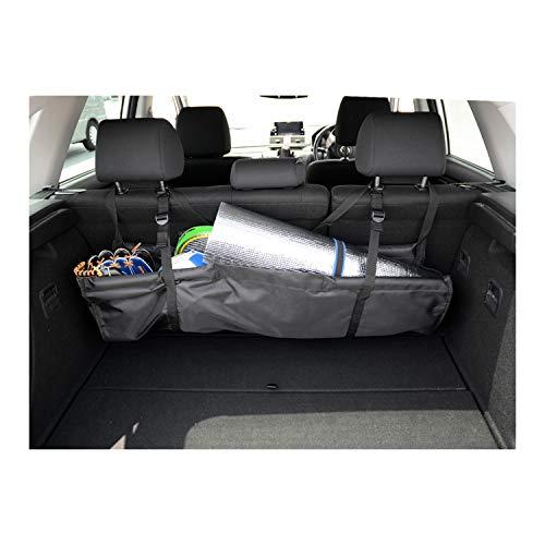 CARRY ALL BEFORE ONE 車用 バッグ 収納 ラゲッジルームバッグ トランク 後部座席 大容量 大型 ミニバン ワゴン 軽自動車に アウトドア キャンプにも 黒 ブラック