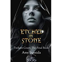 Etched in Stone: Twilight Court Book 9