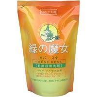 緑の魔女 バス洗剤 詰替用360ml