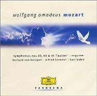モーツァルト交響曲39・40・41番《ジュピター》レクィエム / ピアノ・ソナタ第14番