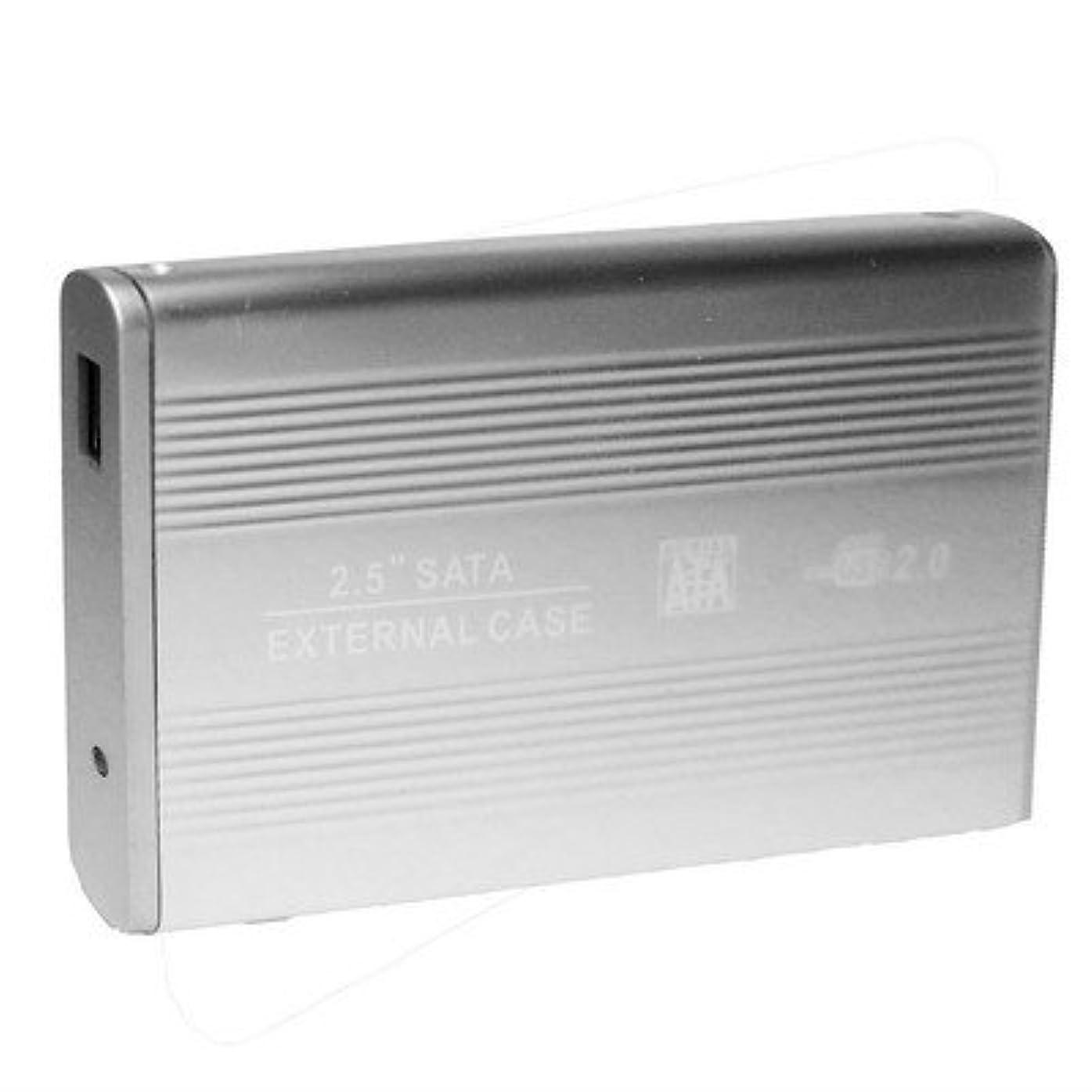 汚す銀行キャプション通常の高品質 スタイリッシュでコンパクト、持ち運びに便利な2.5インチHDD SATA外付けケース、。