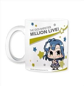ミニッチュ アイドルマスター ミリオンライブ! 七尾百合子 マグカップ