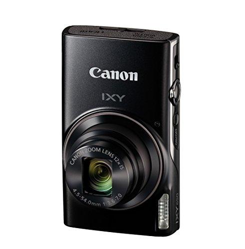 Canon コンパクトデジタルカメラ IXY 650 ブラック...