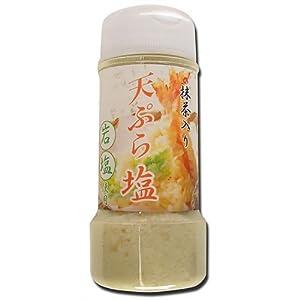抹茶入り 天ぷら塩(岩塩使用) 200g