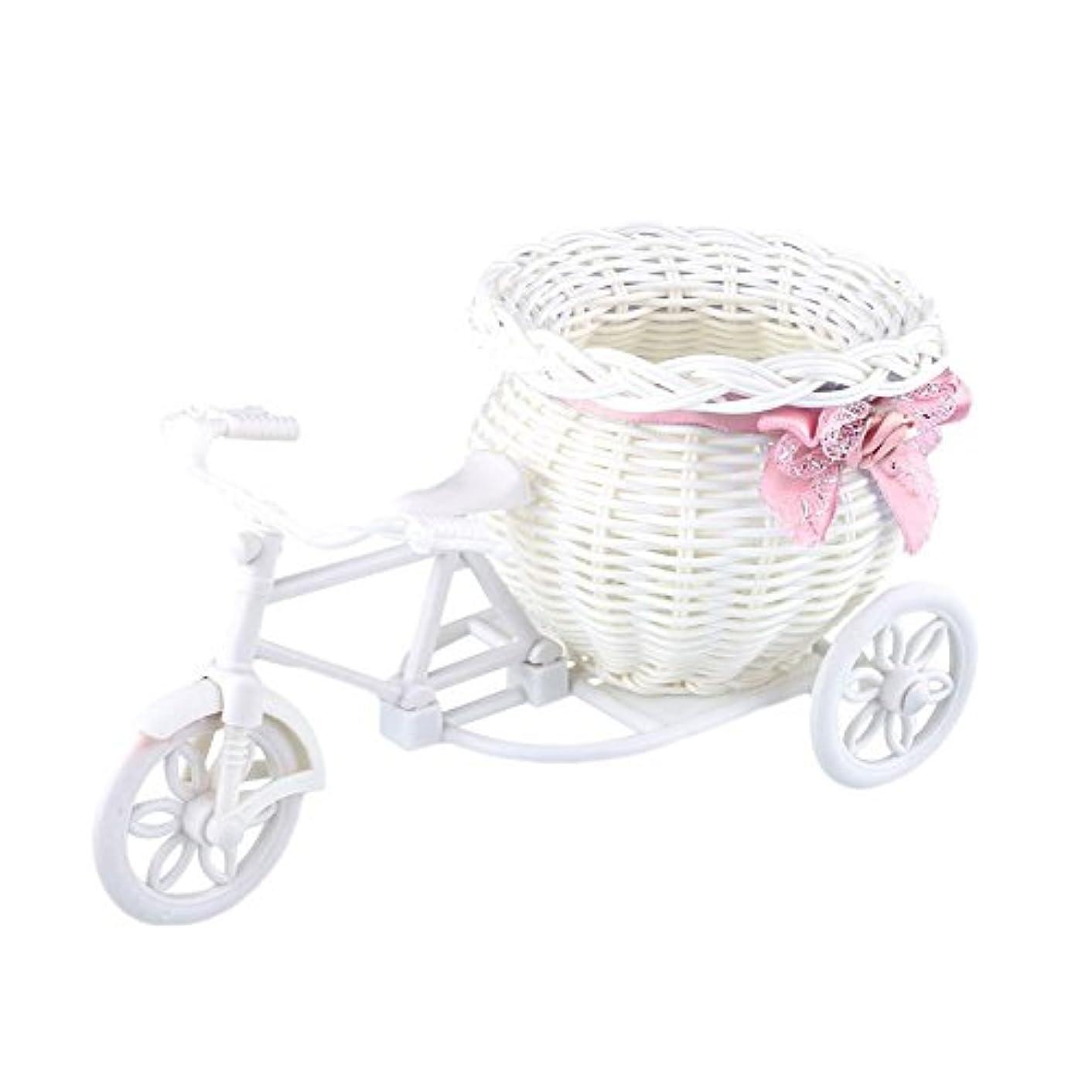 鹿世界きしむTOPmountain Kicode 自転車のデザイン 収納 コンテナ フラワー バスケット