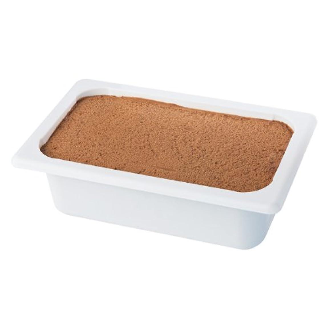 瞳デコードする要求お店のための アイスクリーム チョコレート 2L  冷凍