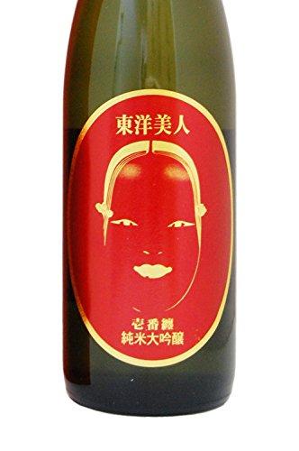 東洋美人 純米大吟醸 一番纏 720ml