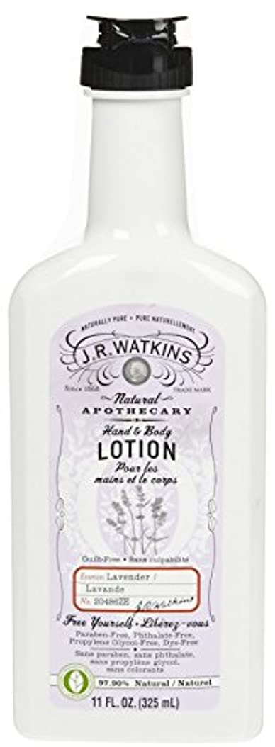 J.R.Watkins Hand & Body Lotion H&B ローション [ラベンダー] ボディローション