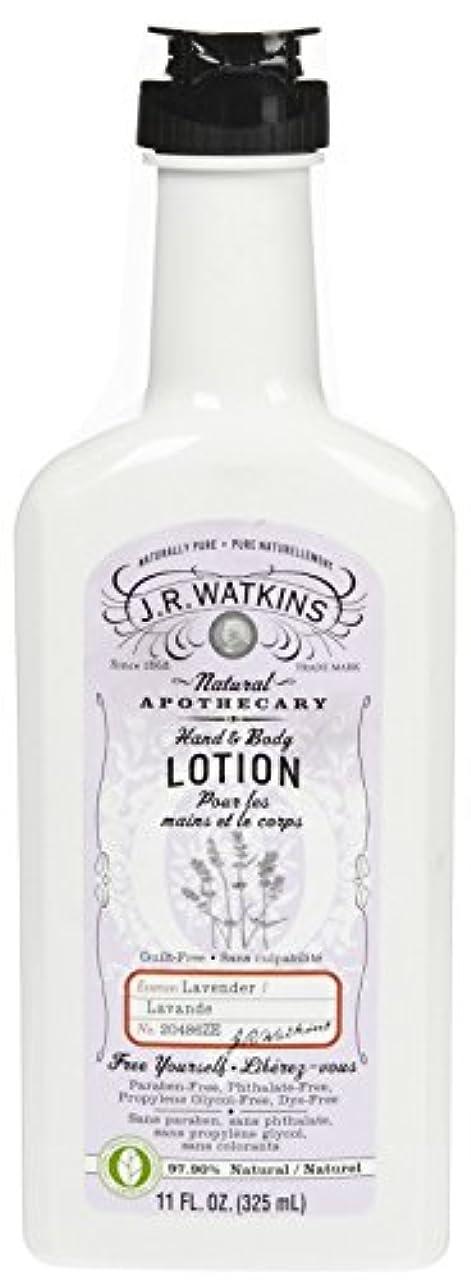 裁定アライアンス市場J.R.Watkins Hand & Body Lotion H&B ローション [ラベンダー] ボディローション