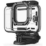 GoPro HERO9 Black 保護ハウジング + 防水ケース ゴープロ ADDIV-001 [ダイブハウジング(HERO9 ブラック用 [並行輸入品]