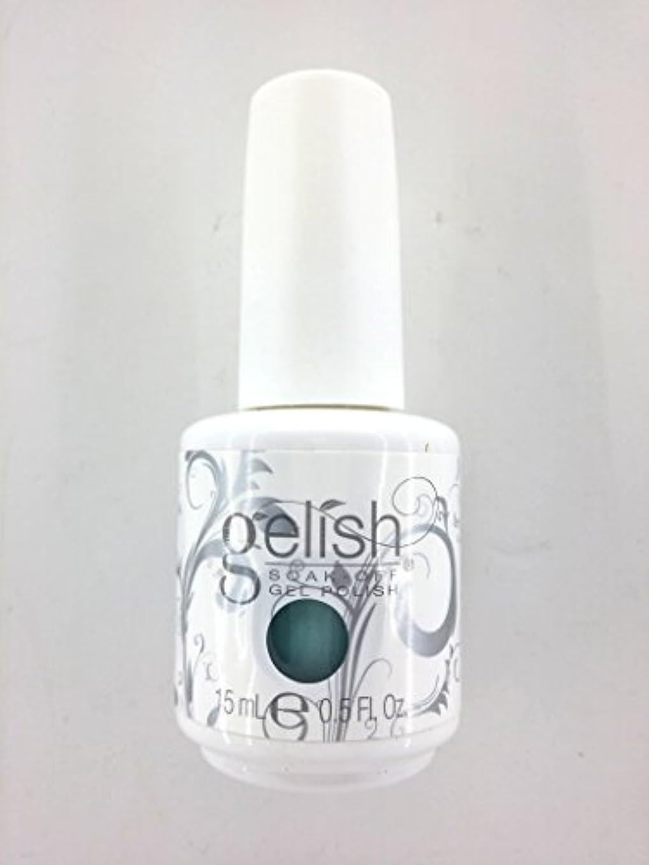 マトンところでデコラティブHarmony Gelish Gel Polish - Gaston and On and On - 0.5oz / 15ml