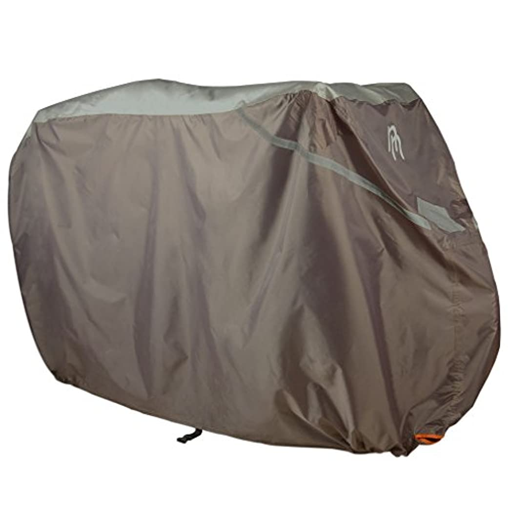 クリップ研磨ママNicely Neat Bicycle Protector – Lockable, Waterproof Bike Cover for Outdoor Protection from Sun, Rain, and Dust –  Deflector