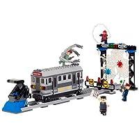 レゴ (LEGO) スパイダーマン2 列車ジャックからの救出 4855