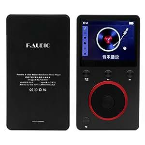 F.Audio FA3 ポータブルデジタル音楽プレーヤー アップグレードされた外観及びデジタルターンテーブル AK4497EQという高級なDACを搭載 ToshibaのステレオクラスAズームイン回路 全差動 すべてオーディオフォーマットに対応でき 自身を持っていてEMMC高速メモリーチップ 及び最大512GBの外部TFメモリーカードをサポート 12時間の連続再生のミュージックプレーヤー
