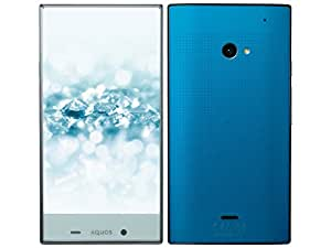 Y!mobile AQUOS CRYSTAL Y2 403SH ターコイズ