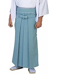 神官用 袴?馬のり型?あさぎ 浅葱(ao5467) 神寺用 衣装 衣裳 神主 水色