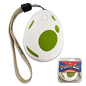 pocket egg ポケットエッグ ポケモンを自動捕獲/補足可能 20メール範囲通信サポート 大容量電池三ヶ月間使用可能 【取扱説明書付き】