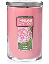 Yankee Candle Companyピンク牡丹Large 2-wickタンブラーCandle , Food & Spice香り