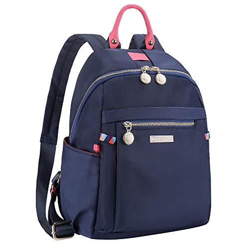 「オジニア」ogneer リュック レディース リュックサック バッグパック 大容量 小さめ かわいい A4背面ポケット 人気 タウンリュック 口金リュック 防水 軽量 通勤 通学