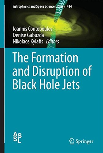 The Formation and Disruption of Black Hole Jets (Astrophysics and Space Science Library)