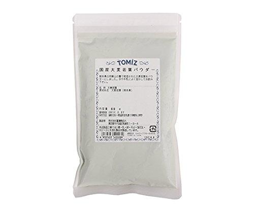 国産大麦若葉パウダー / 60g TOMIZ/cuoca(富澤商店)