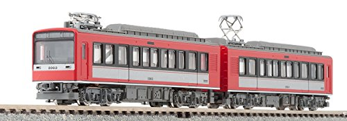 TOMIX Nゲージ 箱根登山鉄道 2000形 サン モリッツ号 アレグラ塗装 セット 98006 ...