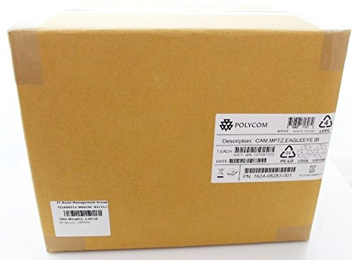Polycom Eagle Eye III mptz-9カメラHDX 1624–08283–001