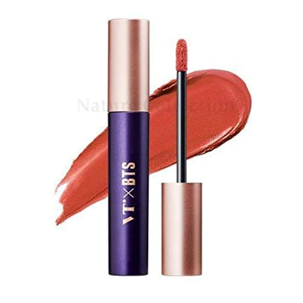 苦情文句軽減電気VT X BTS Super Tempting Lip Rouge / スーパーテンプティング リップルージュ (4ml) / BTS コラボ (01.Moment) [並行輸入品]