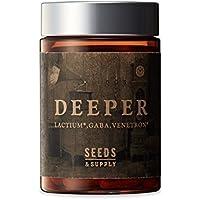 SEEDS & SUPPLY サプリメント DEEPER 60粒