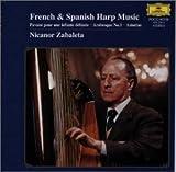 フランスとスペインのハープ音楽