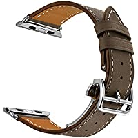 Accessory for Apple Watch Series 4 Halloween Hot Sale!!Natarura eather Watch Band Replacement Wrist Straps Bracelet for Apple Watch 38MM 40MM/42MM 44MM