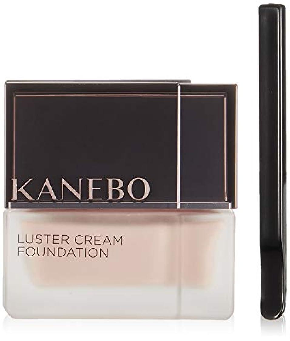 ちょうつがい表現肌KANEBO(カネボウ) カネボウ ラスタークリームファンデーション ピンクオークルB SPF15/PA+ ファンデーション