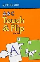 [ハンドライティング]Handwriting Without Tears Get Set for School ABC Touch and Flip Cards by ABCTFC [並行輸入品]