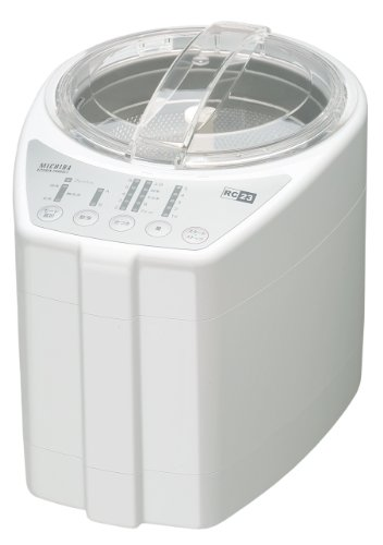 山本電気 MICHIBA KITCHEN PRODUCT RICE CLEANER 匠味米 Premium White MB-RC23W
