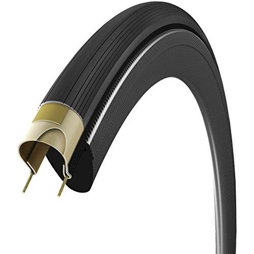 Vittoria(ビットリア) タイヤ コルサスピード チューブレスレディ [corsa speed tubeless ready] 700x23c ブラック/グレー クリンチャー 205g ロード 111.3CS.00.23.611BX